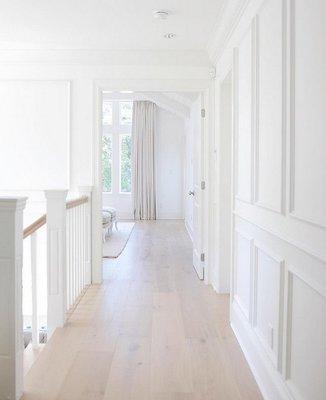 Eiken vloerdelen, multivloer geolied white
