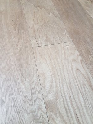 33,1 m2 Oak Floor Multitop 30 cm wide XXXL natural oiled.