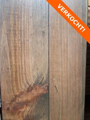 92,8 m2 Massieve pine vloer kant en klaar geolied Cafevloer!