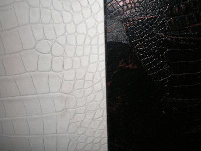 Interieurpanelen Leatherlook platen 35 stuks