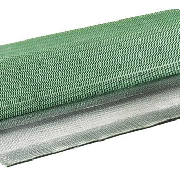 Isorubber ondervloer per rol 10m2