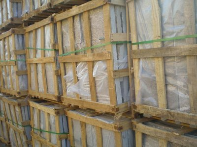 verkauf pro Palet 15m2 Granit Mauersteine 5cm stark