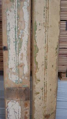 Historische Holzbalken +- 75x225mm