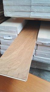 87,3 m2 Eiken Multitop 30 cm breed XXXL kant & klaar geolied