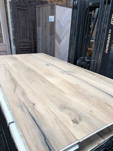 Vintage oak floor, multilayer