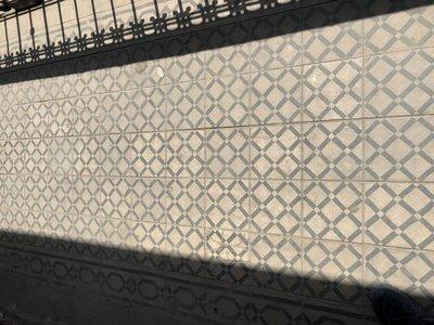 Antieke cementtegels Motieftegels 20x20cm