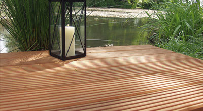 Douglas Decking 25x145mm 5.00m