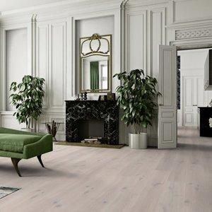 Oak floor, oiled 190mm width