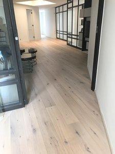 Eiken vloer, combivloer kant en klaar geolied, 190mm breed