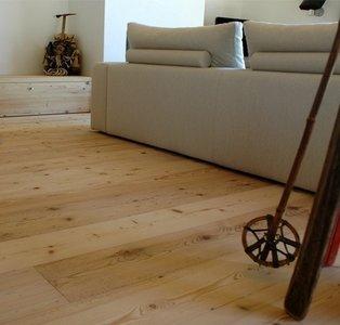 Fichte Massivholzdielen 190mm breit