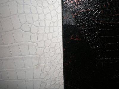 Interieurpanelen Leatherlook platen