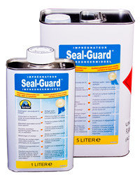6 st. Seal Guard impregneer 1lt