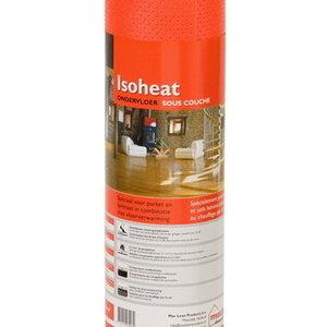 Isoheat ondervloer per rol 10m2
