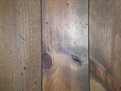 Antieke Pine vloerdelen - Kant & klaar geolied