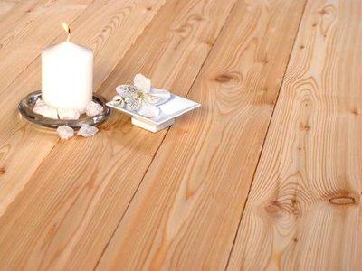 Larix vloerdelen - houten vloer